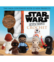 Star Wars Even More Crochet Kit, , hi-res