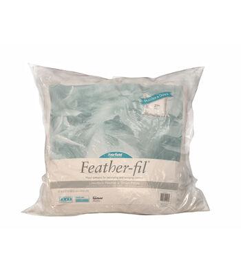 Fairfield® Feather-fil 27''x27'' Pillow