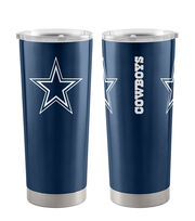 Dallas Cowboys 20 oz Insulated Stainless Steel Tumbler, , hi-res