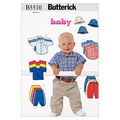 Butterick Infants Casual-B5510