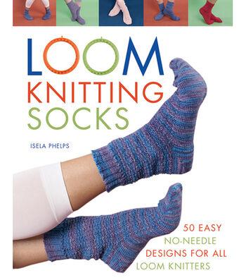 St. Martin's Books-Loom Knitting Socks