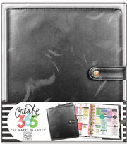 Create 365 The Happy Planner™ Classic Deluxe Cover-Black, , hi-res