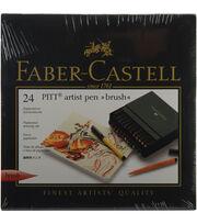 Faber-Castell Pitt Artist Brush Pens-24PK, , hi-res