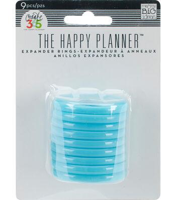 Me & My Big Ideas 9pcs Create 365 Planner Expander Rings