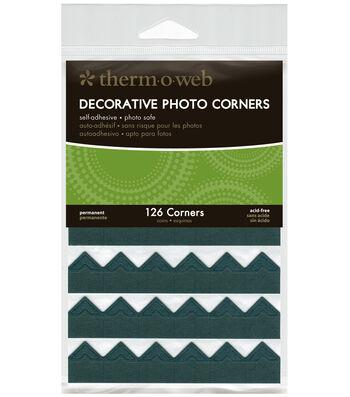 Therm-o-web Decorative Photo Corners