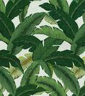 Tommy Bahama Outdoor Fabric 54\u0022-Swaying Palms Aloe