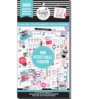 The Happy Planner Girl™ Glam Girl Collection Mini Value Pack, , hi-res