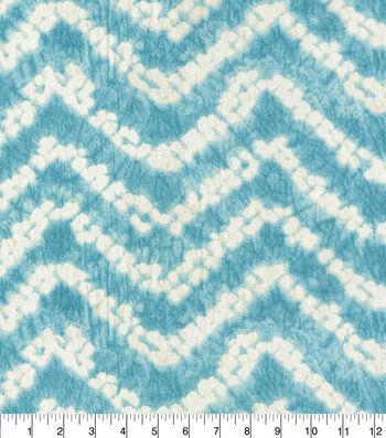 Waverly® Spotlight Upholstery Fabric 54''-Turquoise Color Waves