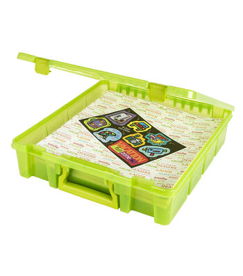 Artbin® Super Satchel™ Single Compartment-Green