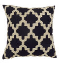 Hudson 43™ Embroidered Pillow-Trellis