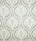 Home Decor 8\u0022x8\u0022 Fabric Swatch-Print Fabric Eaton Square Farrell Mist