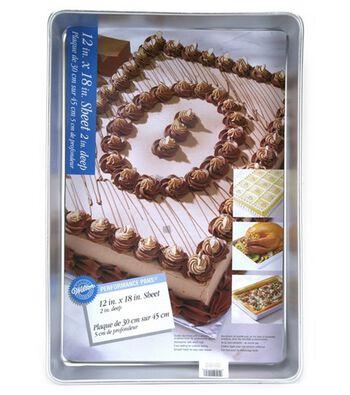 "Wilton® 12""x18""x2"" Decorator Performance Cake Pan"