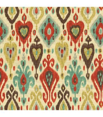 "Richloom Studio Print Fabric 54""-Dorado Persian"