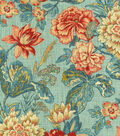 Waverly Upholstery Fabric 54\u0022-Sonnet Sublime Jewel