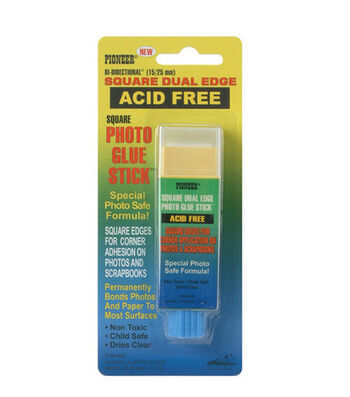 Pioneer Dual Edge Photo Glue Stick
