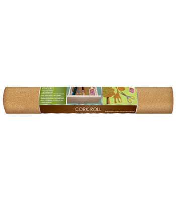 Hobby Cork Rolls 32in (4mm)X 2ftx4ft