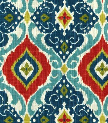 """Richloom Studio Print Fabric 54""""-Jabari Multi"""
