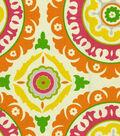 Home Decor 8\u0022x8\u0022 Fabric Swatch-Waverly Solar Flair  Fruit Punch