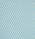 Robert Allen @ Home Upholstery Fabric 54\u0022-Basket Form Bright Aqua