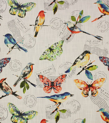"Richloom Fabrics Fabric 54""-Avion Confetti"