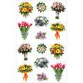 Mrs. Grossman\u0027s Stickers Beautiful Bouquets