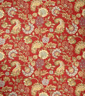 Home Decor 8\u0022x8\u0022 Fabric Swatch-SMC Designs Sioux / Geranium
