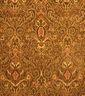 Home Decor 8\u0022x8\u0022 Fabric Swatch-Upholstery Fabric Barrow M7063-5372 Bronze