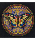 Dimensions Gold Collection Petite Ornate Butterfly Counted X-Stitch Kit