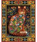 White Mountain 1000 Piece Jigsaw Puzzle 24\u0022X30\u0022-Tapestry Cat