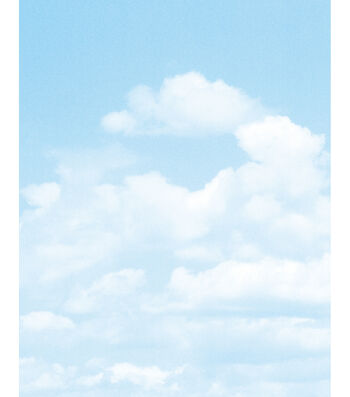 Royal Brites 22''x28'' Poster Board-Clouds Design
