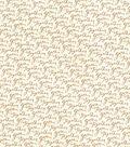 Christmas Cotton Fabric 44\u0022-Metallic Gather Together