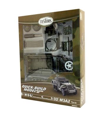1:32 Classic M3a2 Half Track Tank Model Kit