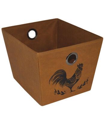 Farm Storage Medium Bin-Rooster