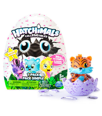 Hatchimals CollEGGtibles Collectible Toy Pet