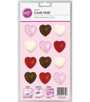 Wilton® Lollipop Mold-Hearts, , hi-res