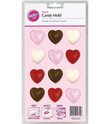 Wilton® Lollipop Mold-Hearts