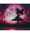 Butterfly Fairy Counted Cross Stitch Kit 14 Count