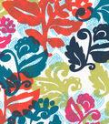 Keepsake Calico™ Cotton Fabric-Tropical Bright Leaf