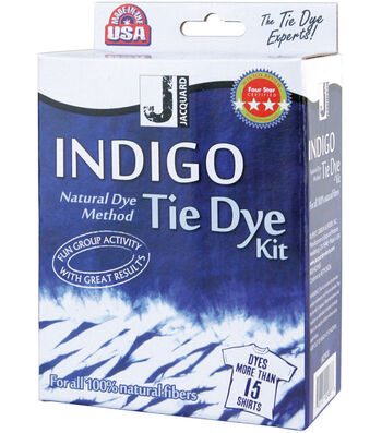 Jacquard Mini Indigo Tie Dye Kit
