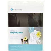 Silhouette America Inc Adhesive Magnet Paper, , hi-res
