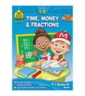 Workbooks-Time/Money/Fractions