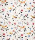 Home Decor 8\u0022x8\u0022 Fabric Swatch-Eaton Square Singer White & Bright