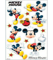 EK Success Disney Classic Sticker-Mickey Mouse, , hi-res