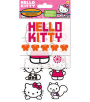 SandyLion® Hello Kitty® Decoration Medley Dimensional Stickers, , hi-res