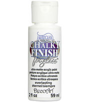 DecoArt Americana Chalky Finish For Glass 2oz , , hi-res