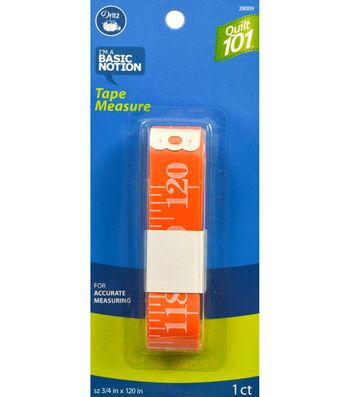 Dritz Quilt 101 Tape Measure