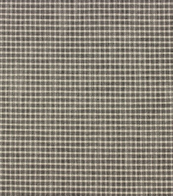 Hudson 43 Farmhouse Upholstery Fabric 58''-Roe Silver