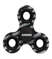 Oakland Raiders Diztracto Spinnerz-Three Way Fidget Spinner, , hi-res