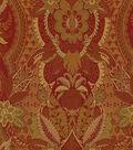 Home Decor 8\u0022x8\u0022 Fabric Swatch-Damask Cinnabar