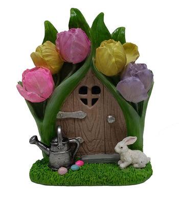 Littles Resin Tulip Door